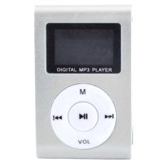 GETEK 32GB USB Mini Clip MP3 Player (White) (Intl)