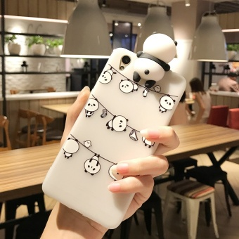 Jo In New Women Girls Graceful Bowknot Elastic Lovely Belt Source · Girls Lovely Catoon Case 3D Lay Chubby Panda Doll Toy Candy SoftTPU Cover for OPPO A37