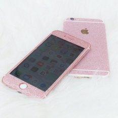 Glitter Skin Case Oppo F1s - BabyPink