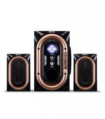 GMC 886C Speaker Aktif - Koneksi Bluetooth - Gold