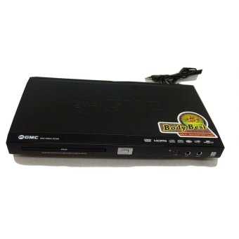 GMC DVD Player HDMI 5.1 BM088B - Hitam