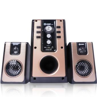 GMC Multimedia Speaker 885T / Speaker Aktif 2.1ch ( BluetoothConnection )