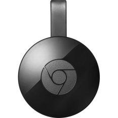 Google Chromecast 2 (2015) HDMI Streaming Media Player - Hitam