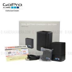 GoPro - Dual Battery Charger + Battery Hero 5 Black Original
