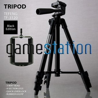 GStation Tripod Tefeng TF-3120 for Camera And Smartphone + U Holder