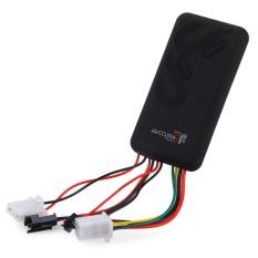 GT06 GPS GSM GPRS Vehicle Tracker Locator Anti-theft SMS Dial Tracking Alarm(BLACK)(Black) - intl