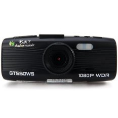 GT550.2.7 Inch TFT Screen Car Camcorder with 1080P HD Resolution 140 Degree Wide Angle Lens Support SD Card (Intl)