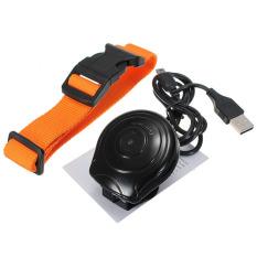 H& Y Digital Mini Pet Cam Camera Collar Video Trace RecorderDVRMonitorBehavior Suitable For Dogs Cats Puppy +8 GB TF Card - intl