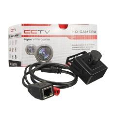 H&Y HD 720.3.6mm Hidden Wired Mini CCTV IP CameraNetworkDigitalVideoCMOS Safty Elec-Mall - Intl