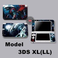 Handheld Game Console Sticker Skin Pain Decal Anime For Nintendo 3DSLL 3DSXL Monster Hunter Dragon - Intl