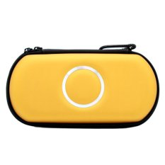 Hard Carry Case Cover Protector For Sony Psp 200.3000 Earthy Yellow