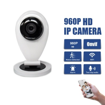 HD 960P Mini WiFI IP Camera Wireless Smart P2P Baby Monitor NetworkCCTV Protection Mobile Remote Cam - intl