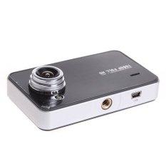 HD DVR Baco - K6000 Car DVR Camera Recorder Full HD 2.5 Inch Wide Angle 140 Degree - Hitam