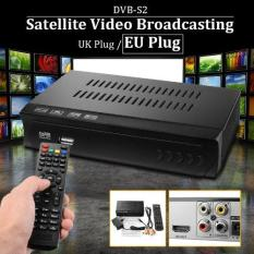 HDMI DVB-S2 Satellite Digital Video Broadcast Full HD TV Receiver EU Plug AH203