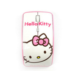 Hello Kitty Wireless Mouse White HK-WM692 (Export) - Intl
