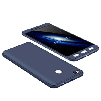 Hicase 360 Degree Full Body Protective 3in1 Ultra-thin PC Back Cover Case for Xiaomi