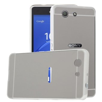 Hicase [Electroplating Series] Slim Hard Back Case Cover Bumper For Sony Xperia Z3 Compact