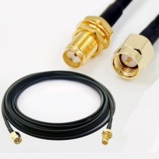 High quality 10M RG174 SMA Male to SMA Female Jumper Wi-Fi Wireless Antenna Extension