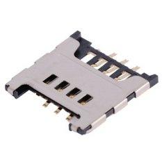 High Quality SIM Card Slot + SIM Card Connector For Samsung Galaxy S I9000 / I9008 / N7000 / Galaxy Note I9220 / S5570 / I8700 / Galaxy Ace S5830 / C3750 / S3650 / W609 / W799 / S8500 / S5603