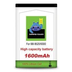Hippo Baterai Double Power CS2 Blackberry Gemini 8520/9300 - 1600mAh Batre BB
