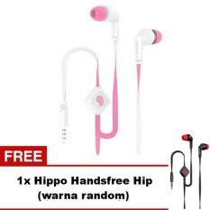 Hippo Handsfree Hip - Pink + Gratis Hippo Handsfree Hip (Pink)