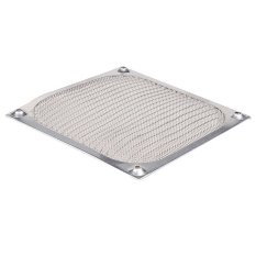 HKS 120mmx120mm Aluminum Dustproof Cover Dust Filter For PC Cooling Chassis Fan (Intl)