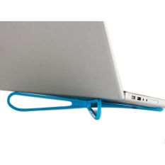HKS Laptop Cooling Stand Portable Plastic (Blue) (Intl)