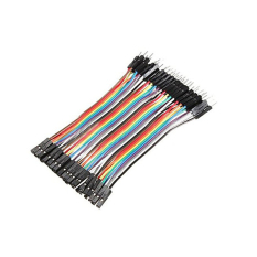 HKS Male To Female Jumper Wire Ribbon Cable For Arduino 10CM (Intl)