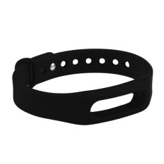 HKS Replacement Wrist Band For Xiaomi Mi Band (Black) (Intl)