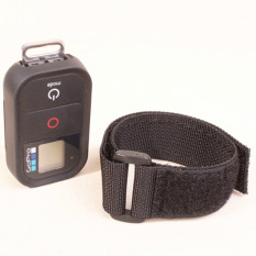 HKS WiFi Remote Controller Wrist Strap Belt with Magic Tape For GoPro Hero 3 (Intl)
