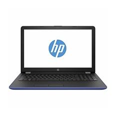 HP 15-BW072AX - AMD A12-9720P - RAM 8GB - 1TB - Radeon 530 4GB - 15.6' - DOS - Marine Blue