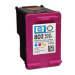 HP 802 Tri Color Original Ink Cartridge - Pink