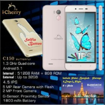 ... Prince PC118 4GB Android Outdoor Hitam Rp 749 000 Source HP iCherry C150 Butterfly