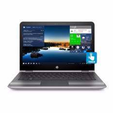 HP Pavilion X360 Convert 13-U170TU - Intel Core i3-7100 - 4GB - 500GB - 13.3