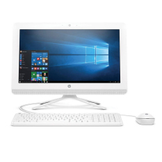 HP PC All in One 20-c005D - AMD E2-7110 - 4GB - 500GB - 19.45