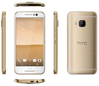 HTC One S9 - 16GB - Gold