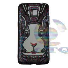 Icantiq Case Luxo Jungle Samsung Galaxy Grand J2 Prime Case Luxo Rimba / Soft Back Cover