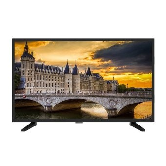 "Ichiko 32"" LED HD TV - Hitam (Model S3298)"