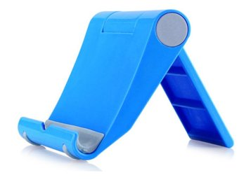 IMAK Stand Tablet Phone - Biru