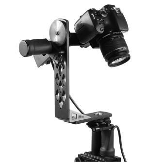 (IMPORT) SevenOak SK-ECH03 Motorized Pan & Tilt Head (Black)