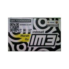 Indosat Im3 0857 0000 0009 Kartu Perdana Nomor Cantik