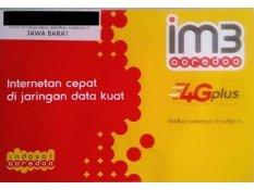 Indosat Ooredoo 18GB 1 Tahun