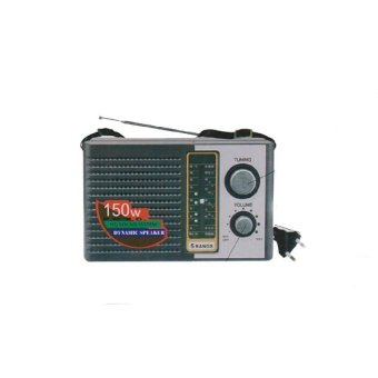 Internasional Radio F-100 FM / AM / SW Portable Radio