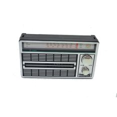 Internasional Radio FM AM SW Portable F4250 - Silver