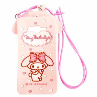 Intristore My Melody Soft Silcon Phone Case Samsung J2 Prime