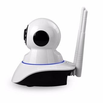 IP Camera CCTV Dual Antenna 2 Antena 720P HD IR Night Vision