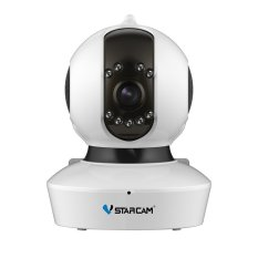 Ip Kamera Wireless (Wifi) Pan Tilt Infra Recording Audio VIdWIP Vstarcam HDeo C782.720.1.3 Megapixel Smart IP CAM 16GB TF CARD Included
