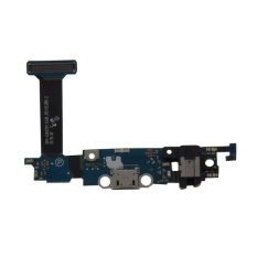IPartsBuy Charging Port Flex Cable Replacement For Samsung Galaxy S6 Edge / G925P