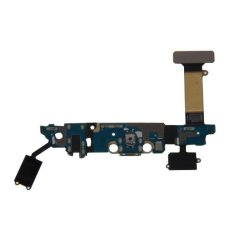 IPartsBuy Charging Port Flex Cable Replacement For Samsung Galaxy S6 / G920A