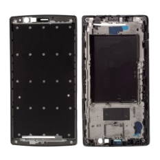 IPartsBuy For LG G4 / H815 Middle Frame Bezel With Adhesive Sticker (Black)